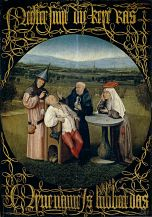 Hieronymus Bosch - The Extraction of the Stone of Madness