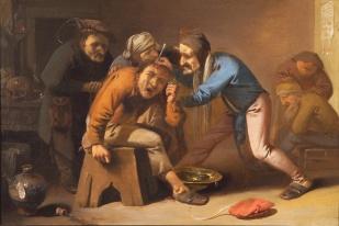 Pieter Jansz Quast - Die Steinoperation